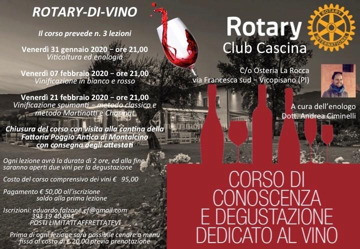 Rotary di Vino
