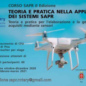 Locandina Corso SAPR II Ed